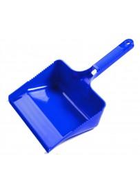 Haug szemeteslapát műanyag kék