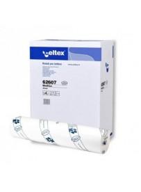 Medilux Orvosi lepedő 60/80 ragasztott cell., 2rtg, 235x34cm/lap