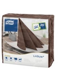Tork Linstyle® kakaó Dinner szalvéta