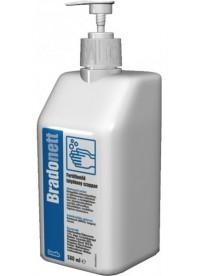 Bradonett kéz- és bőrfertőtlenítő 500ml pumpás folyékony szappan