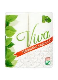 Viva háztartási papírtölő 2 tekercs, 2 rétegű