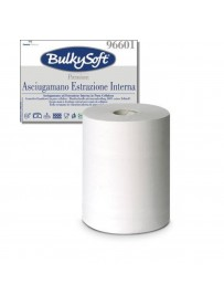 BulkySoft premium belsőmagos ipari törlőpapír 2rtg M19 D20 396lap cell 6tek/gyűjtő