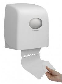 AQUARIUS Slimroll tekercses kéztörlő adagoló, fehér