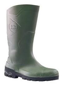 Dunlop Devon acélkapnis és talplemezes PVC csizma 40-es