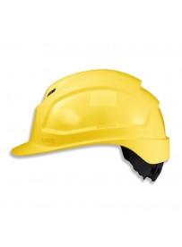 MSafe MH6010 munkavédelmi sisak, gyorsbeállítós, sárga