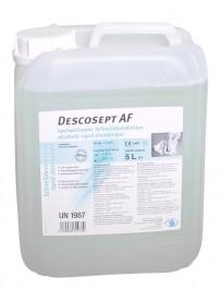 Descosept AF 5L alkoholos gyors felületfertőtlenítő