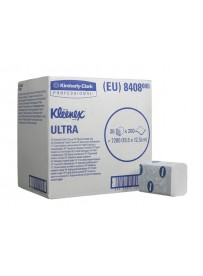 Kleenex Ultra hajtogatott toalettpapír