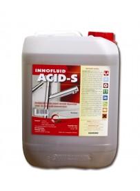 Innofluid Acid-SX 20L fertőtlenítő hatású vízkő- és rozsdaoldó szer