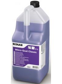 Mikro-Quat Classic 5l folyékony zsíroldó és fertőtlenítőszer