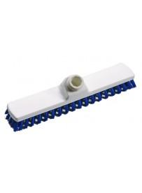 Haug padlósúroló kefe 28cm kék PBT erős szőrrel