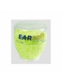 E.A.R. Soft sárga füldugó, műanyag buborékban, One Touch adagolókhoz 500 pár/db