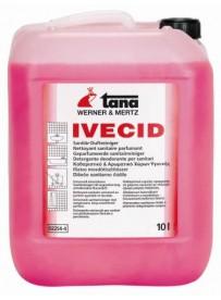 Ivecid 10L szanitertisztító