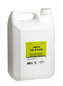 Plum Nature Hair   Body 5L