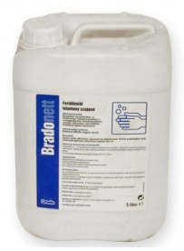 Bradonett kéz- és bőrfertőtlenítő folyékony szappan 5L