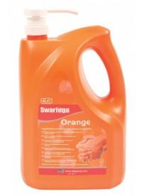 Deb Stoko Swarfega Orange pumpás kéztisztító 4L