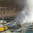 Ködösíthető-gázosítható fertőtlenítők