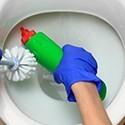 Toalett tisztítók
